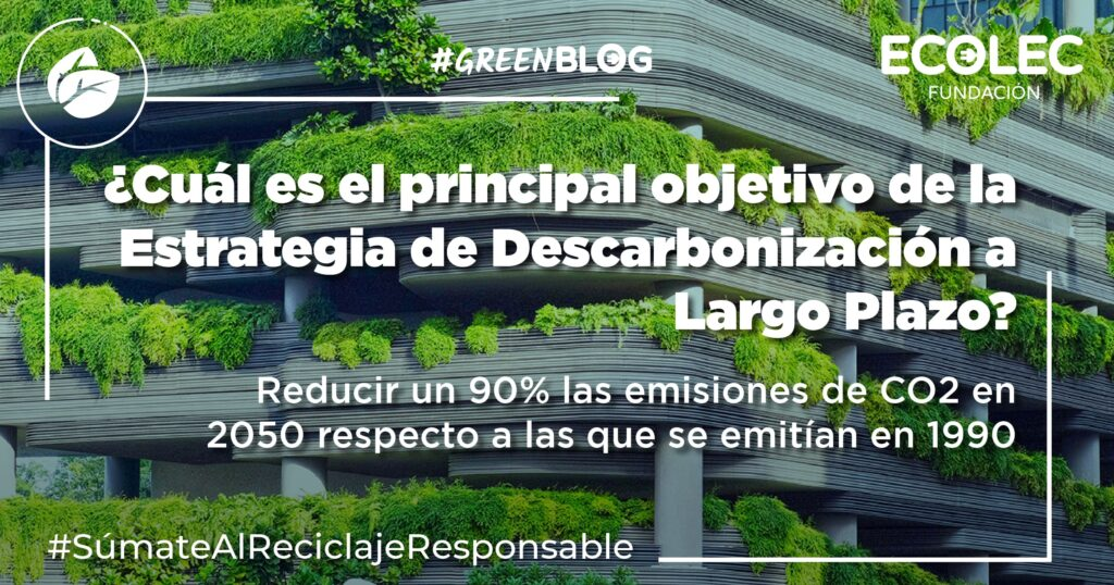 estrategia para la descarbonización y la neutralidad climática