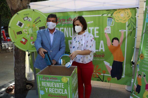 #GreenWeek20. Almería 10-09-2020