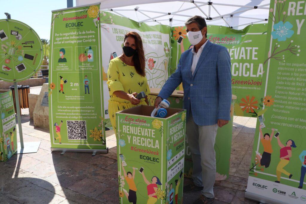 #Greenweek20 llega a Marbella