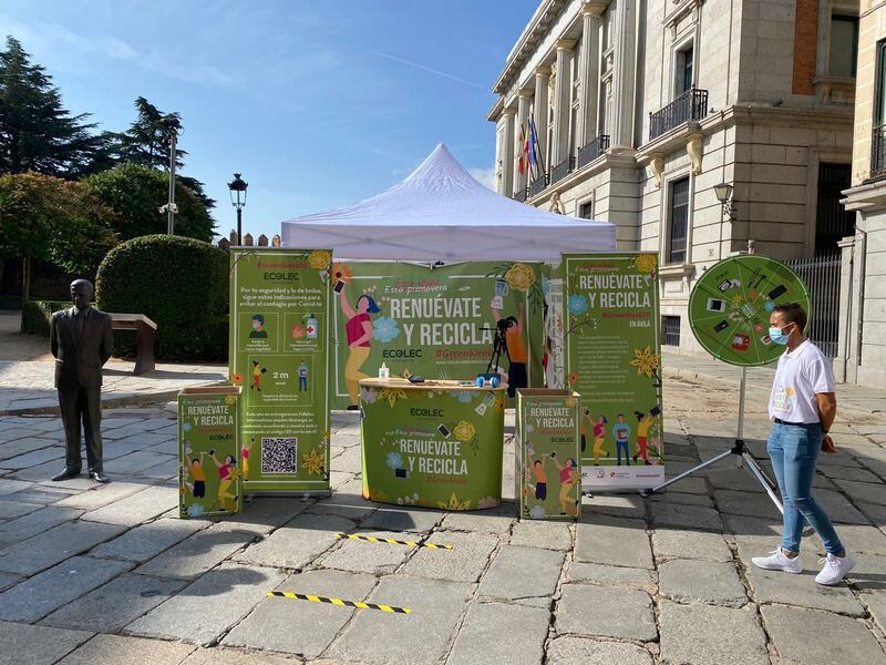 #GreenWeek20. Ávila 15-09-2020