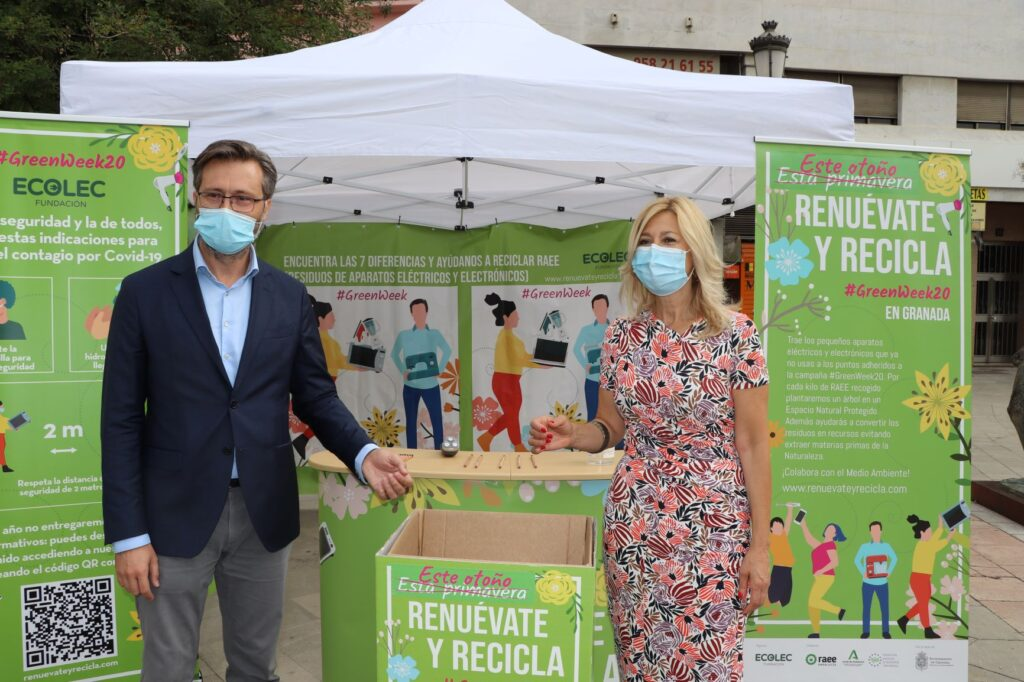 #Greenweek20 en Granada