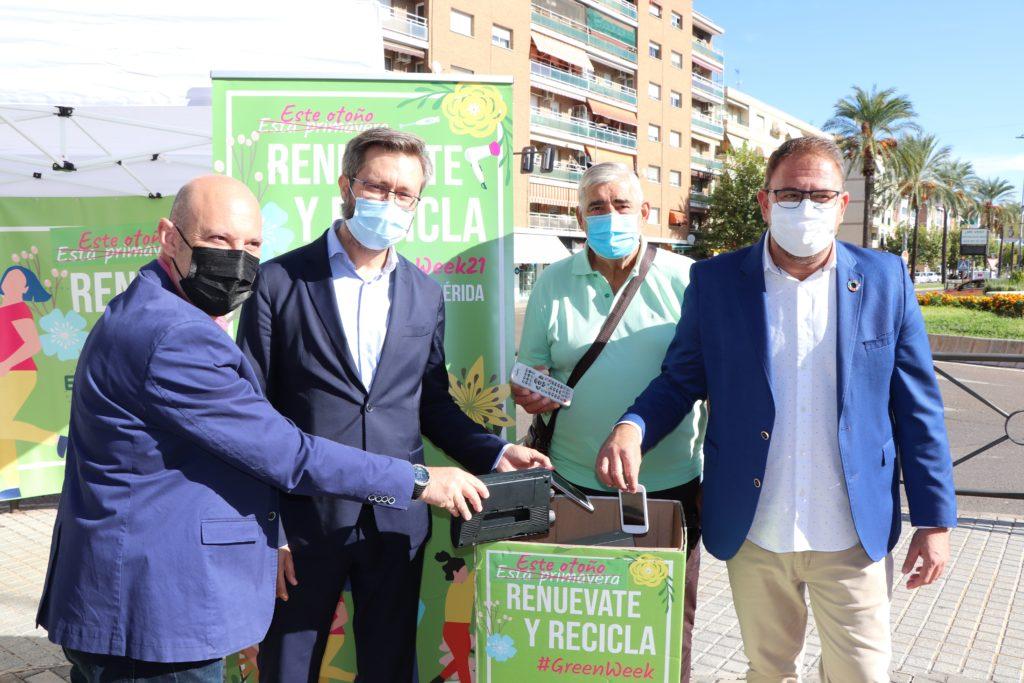 Mérida acoge la #GreenWeek21