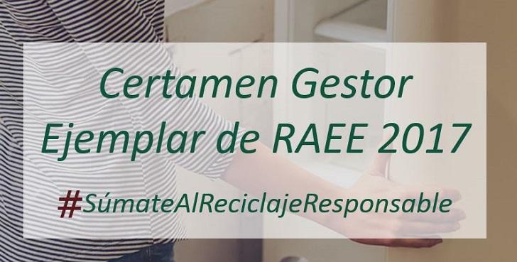 """Fundación Aspace Navarra para el empleo (FANE) elegido """"Gestor Ejemplar de  RAEE 2017"""" por ECOLEC"""