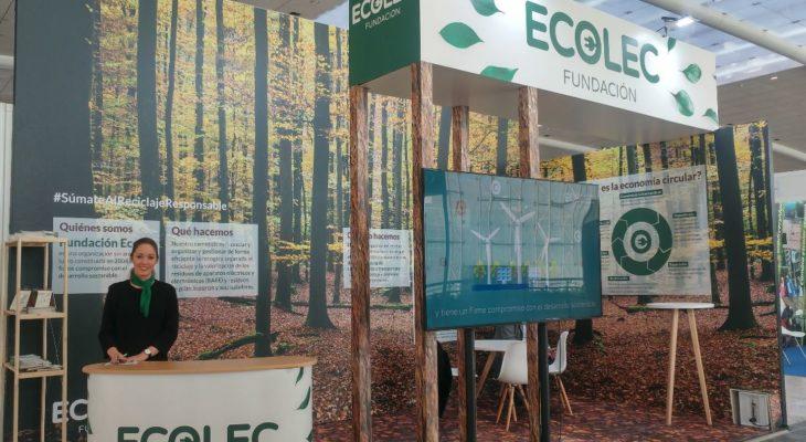 Fundación Ecolec presente en la 14º edición de CONAMA