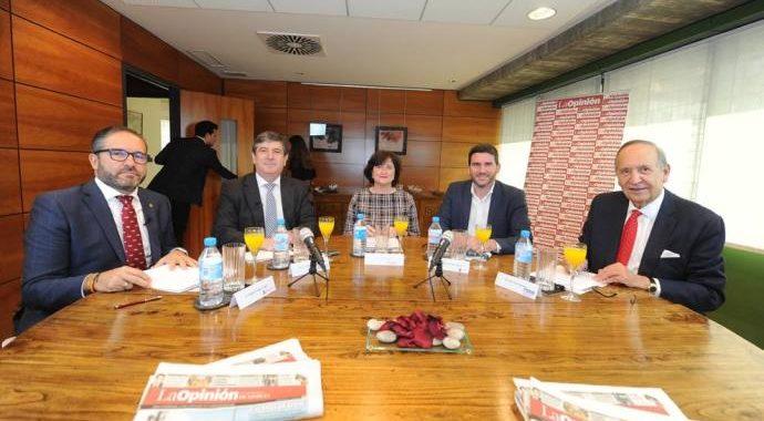 Desayunos de trabajo en Murcia, Toledo y Valladolid