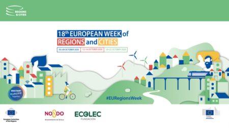 Fundación Ecolec participa en la Semana Europea de la Región y las Ciudades